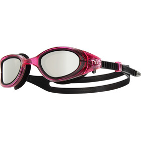 TYR Special OPS 3.0 Polarized Lunettes de protection Femme, silver/pink
